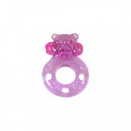 POWER RING BEAR - ANILLO VIBRADOR