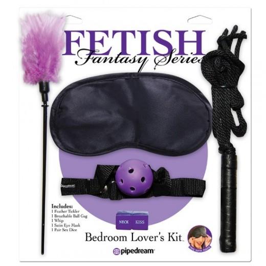 Fetish Fantasy Kit De Amantes Dormitorio