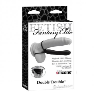 Fetish Fantasy Elite Doble Penetración