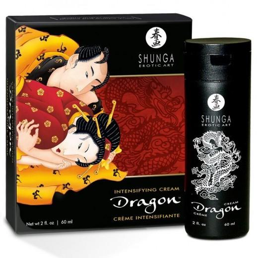 Shunga Dragón Crema Virility Estimulante