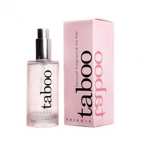 Taboo Frivole Perfume con Feromonas Para Ella