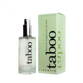 Taboo Libertin Perfume Con Feromonas Para Él