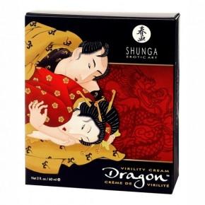 Shunga Dragón Crema Potenciadora de La Erección