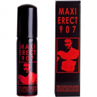 Maxi Erect 907 Spray Para La Erección