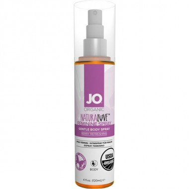 JO NATURALOVE SPRAY FEMENINO 120 ML