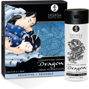 Crema Del Dragón Sensitive Para Parejas Shunga