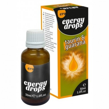 ERO ENERGY DROPS TAURIN AND GUARANA