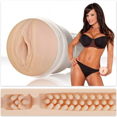 FLESHLIGHT SIGNATURE COLLECTION VAGINA LISA ANN BARRACUDA