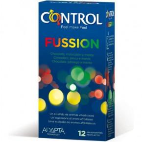 PRESERVATIVOS CONTROL FUSSION 12UDS