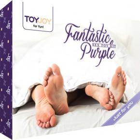 Fantastic Purple Kit De Juguetes Sexuales