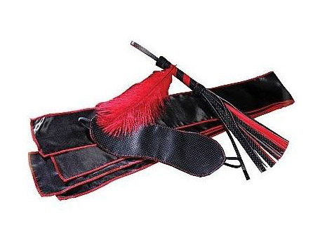 tipos de kits de bondage