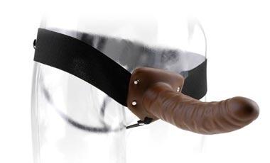 como se utiliza un arnes hueco