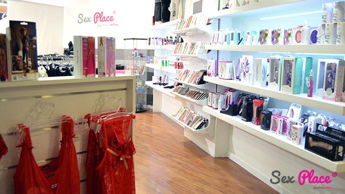 Tienda Sex Place en CC Nuevo Centro Valencia